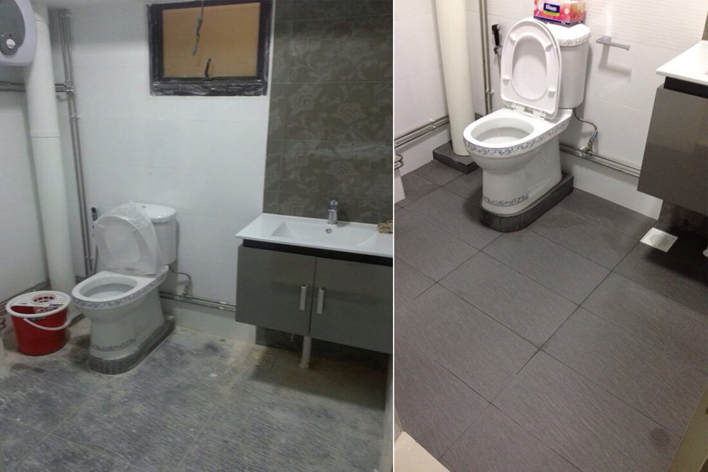 OneStop Post Renovation Cleaning Services ICleaning - Bathroom cleaning services cost