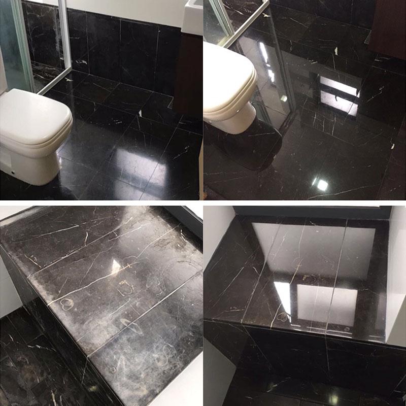 Toilet Polishing